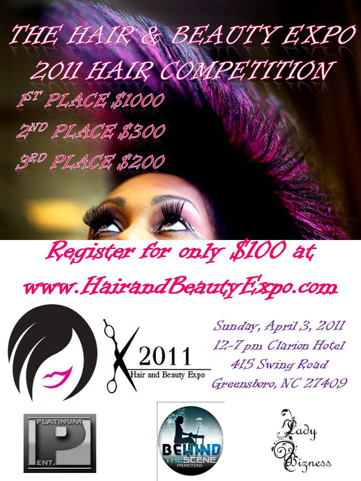 competition hair beauty expo usd